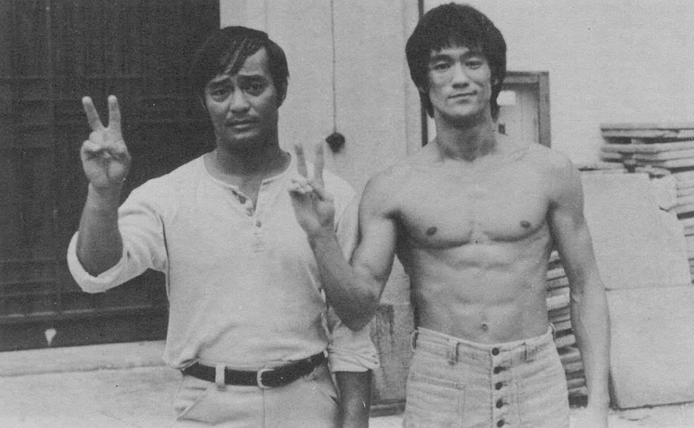 Dan Inosanto, Bruce Lee